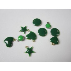 Charms mix verde